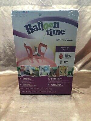 Balloon Time Jumbo Helium Tank