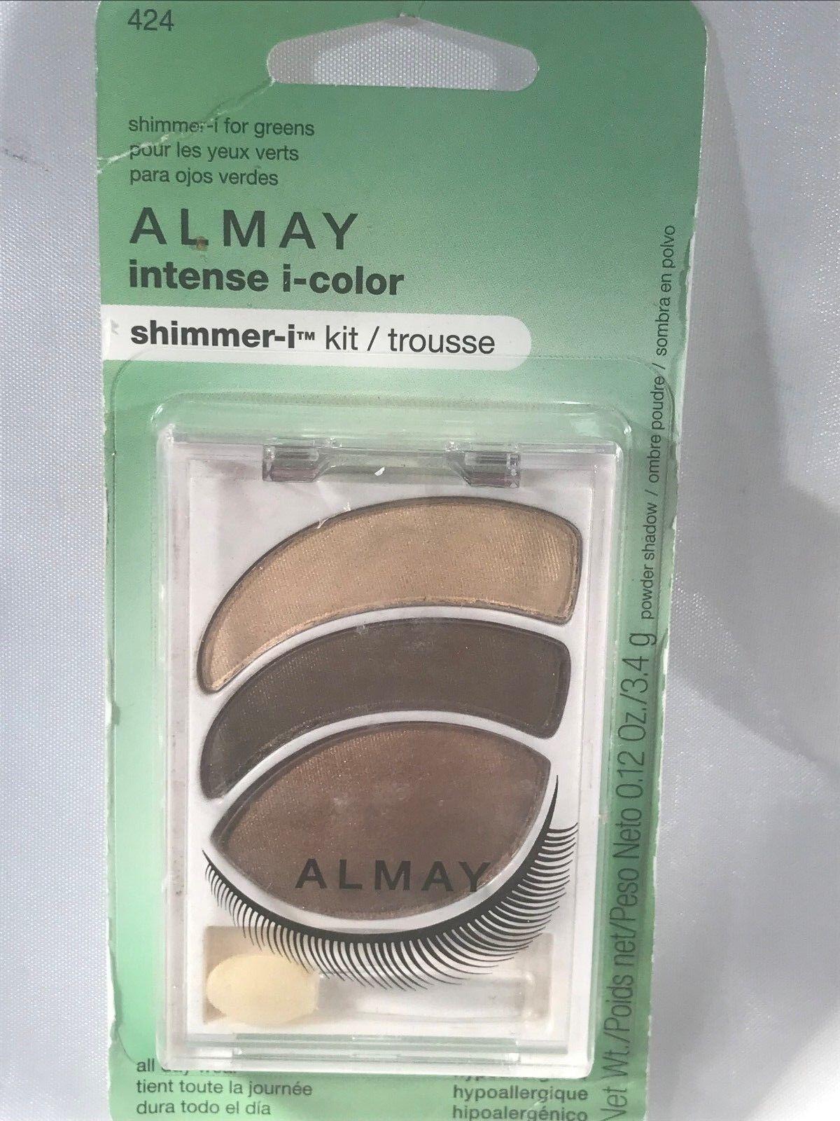 Almay Intense i-Color Satin-I Kit Powder Eye Shadow, for Gre