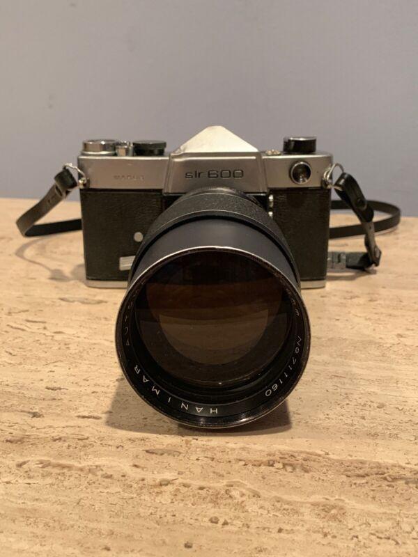 RARE Wards SLR-600 Camera (Yashica J3/J4)