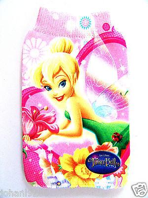 Disney Tinkerbell elastisch gsm-, mp 3/4- ... - houder / hoesje 7 x 11 cm