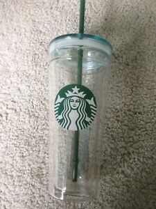 Starbucks Venti glass