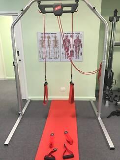 Redcord Studio Gym Suspension Trainer Gravity System For TRX Fitn