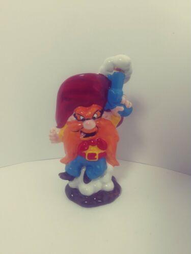 "Warner Brothers Yosemite Sam Ceramic Figurine Vintage 1977 Made in Japan 5.25""H"