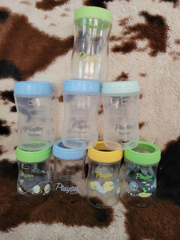 Vintage Playtex Bottles