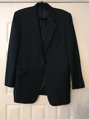 "Hickey Freeman Collection Mens Sport Coat ""Boardroom"" Model Size 38R"