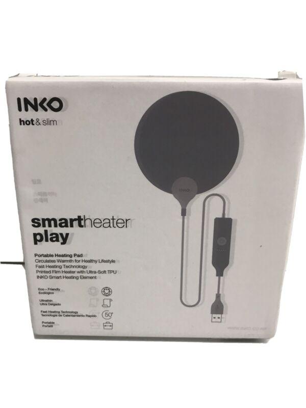 INKO Play Ultra Portable USB Powered Smart Heater PC-110 Blue (No Power Bank)