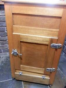 Fully restored vintage ice chest Dural Hornsby Area Preview