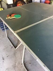 Table tennis table Mayfield East Newcastle Area Preview