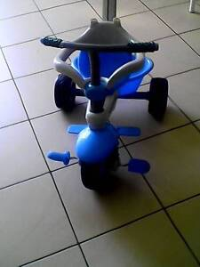 Tricycle with push handle for parents Mount Druitt Blacktown Area Preview