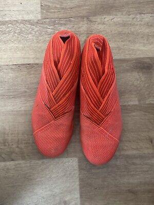Adidas Nemeziz 17+ 360AGILITY FG Football Boots UK Size 7.5