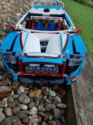 Lego Technic Rally Car (42077)
