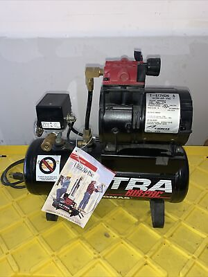 Used- Thomas T-617hdn Commercial Grade Air Compressor Air-pac