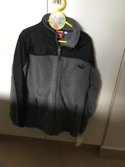 Brand new PUMA jacket size small $30 with tags on brand new