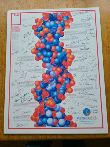 DNA 50th Conference  Poster