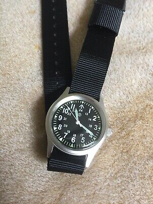Military Industries, General Purpose quartz watch