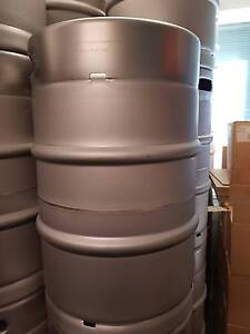 New Stainless Steel beer kegs 50L Brookvale Manly Area Preview