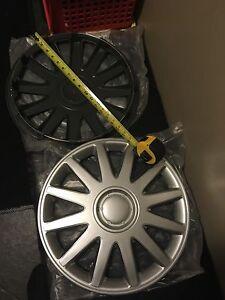 """16"""" hubcaps 12-spoke"""