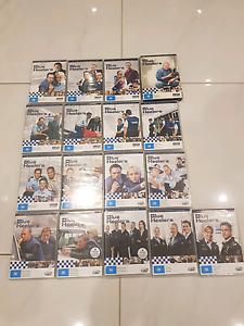 Blue Heelers Dvds Greenacres Port Adelaide Area Preview