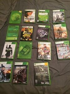 Xbox 360 lots of games and turtle beaches