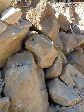 landscapping sandstone boulders Thornleigh Hornsby Area Preview