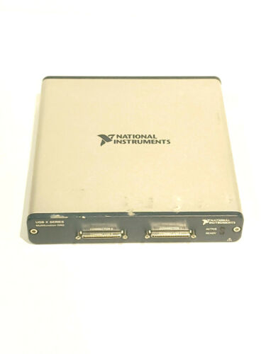 National Instruments USB-6363 Multifunction DAQ Series Modules