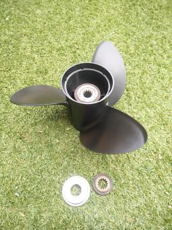 Propeller OMC Stainless Steel 13 3/8 X 17P