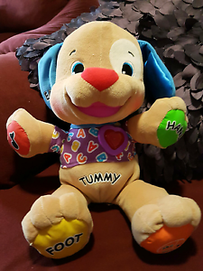 Fisher Price educational dog Warradale Marion Area Preview