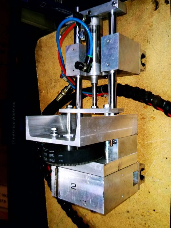 CNC Motor Drive Holder