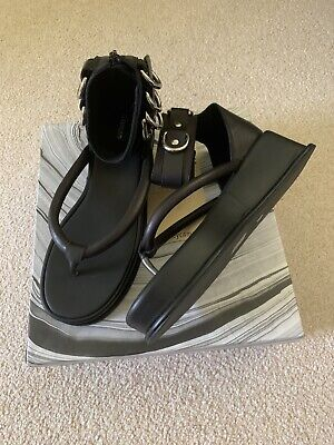 jeffrey campbell sandals Size 6 BNIB