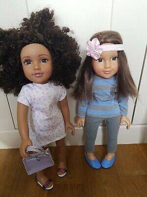2 design a friend dolls