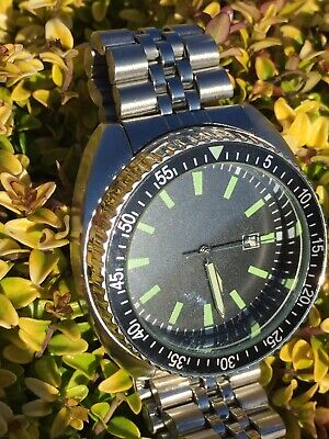 Watch Divers Military Gents