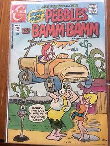 Comic Teen - Age Pebbles and Bamm - Bamm