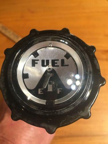 "Vintage NOS Kelch 9"" Fuel Gas Cap With Gauge Rupp Arctic Cat Scorpion 0109-938"