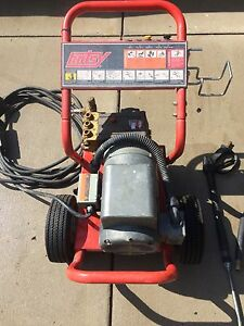 Hotsy commercial pressure washer