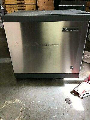 Scotsman Cme506as-if Ice Machine Head 500 Lb Unit 115 Volt Reconditioned.