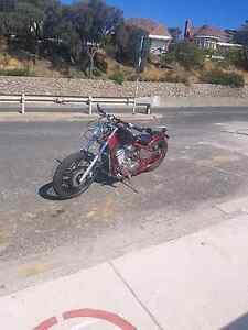 Custom Honda bobber swaps cars,boats,v8s, etc Frankston Frankston Area Preview