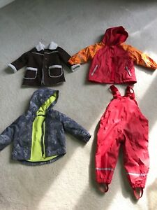 18-24 month boy's jackets