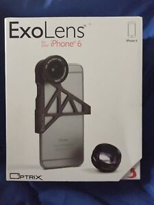 Expo lens for iPhone 6