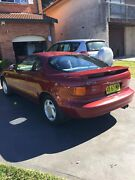 Toyota Celica Bateau Bay Wyong Area Preview