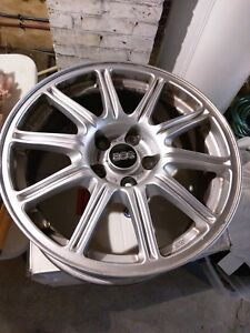 Looking for black rims trade for sliver 2005 BBS rims