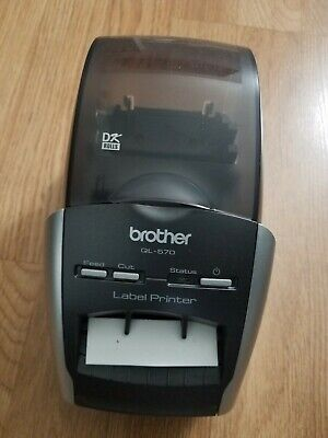 Brother Professional High Resolution Label Printer Ql-570 For Macpc
