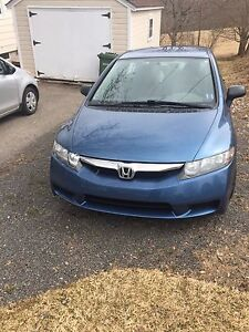 2010 Honda Civic DX-G with Brand New MVI
