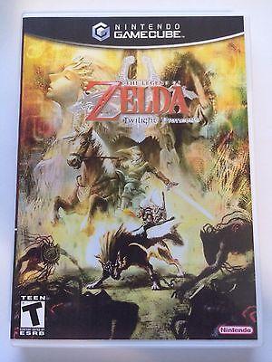 Usado, Legend of Zelda Twilight Princess - Gamecube - Replacement Case - No Game comprar usado  Enviando para Brazil