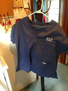 Lakehead University nursing scrubs