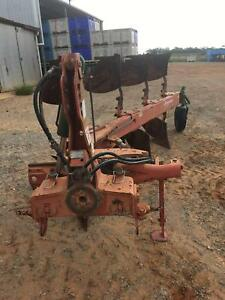 3 p.l  kverneland LD 85  4 furrow reversible mouldboard plough[19] Wamuran Caboolture Area Preview