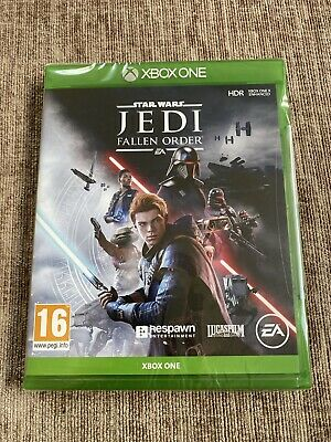 Star Wars Jedi: Fallen Order (Xbox One) - Sealed - UK PAL