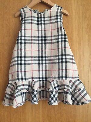 Burberry dress Age 2