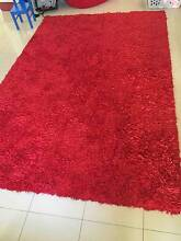 Red Area Carpet - Home/Office - 8x10 - Good Condition Marsfield Ryde Area Preview