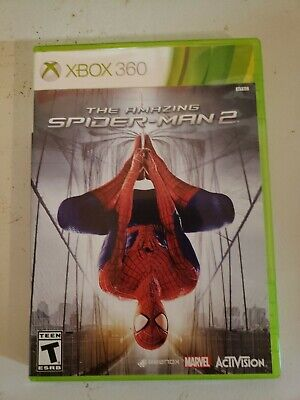 The Amazing Spider-Man 2 XBOX 360 Game tested and works