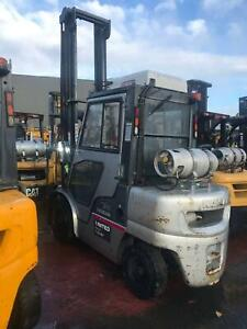 3.0T Nissan Forklift!!! Welshpool Canning Area Preview